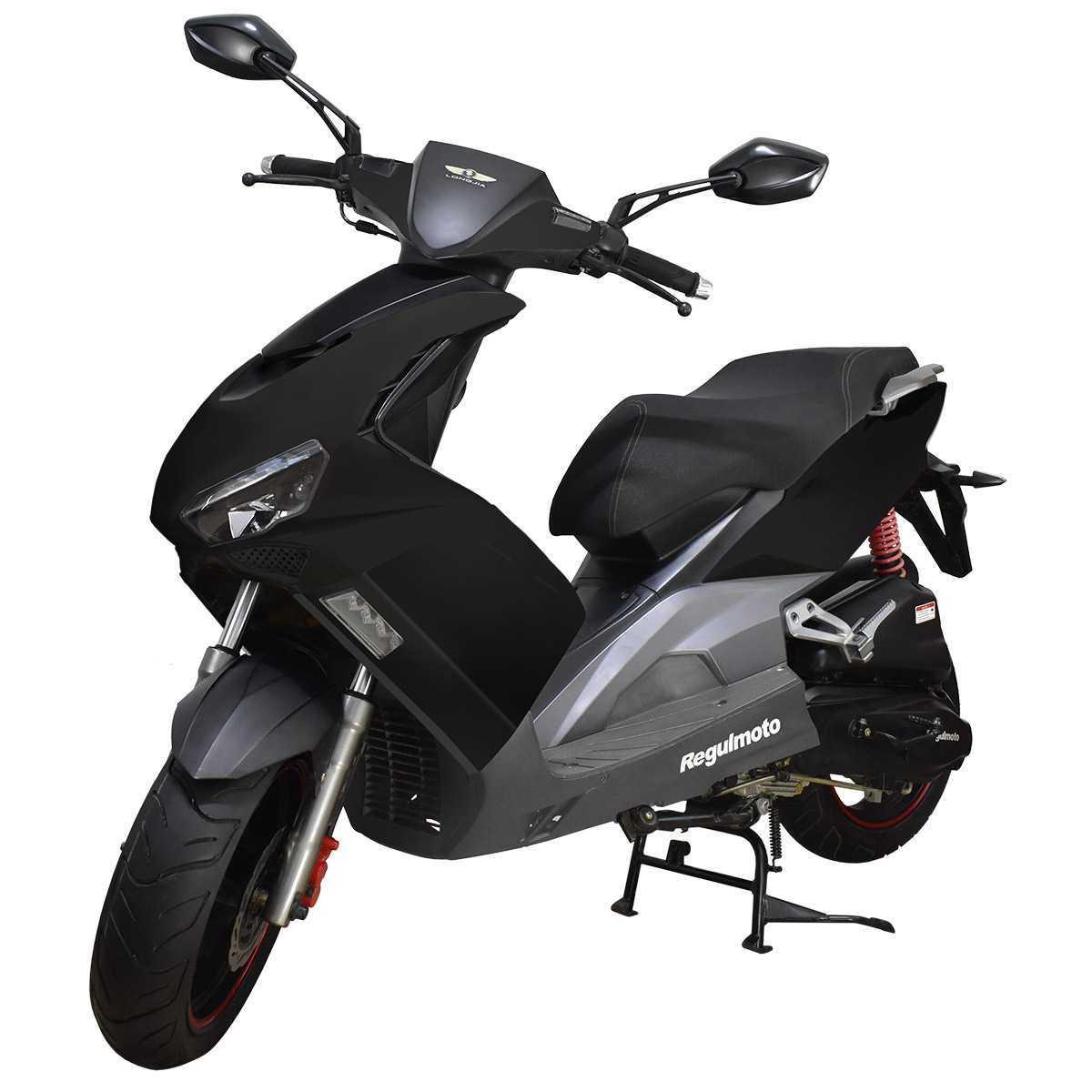 Скутер Regulmoto FORMULA 125 01