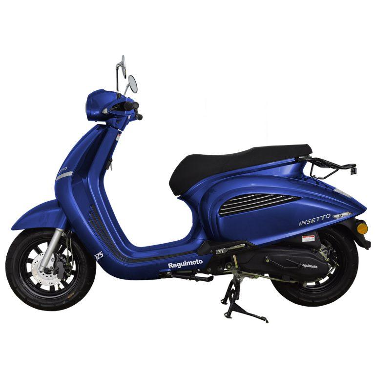 Скутер Regulmoto INSETTO 125 инжектор 01