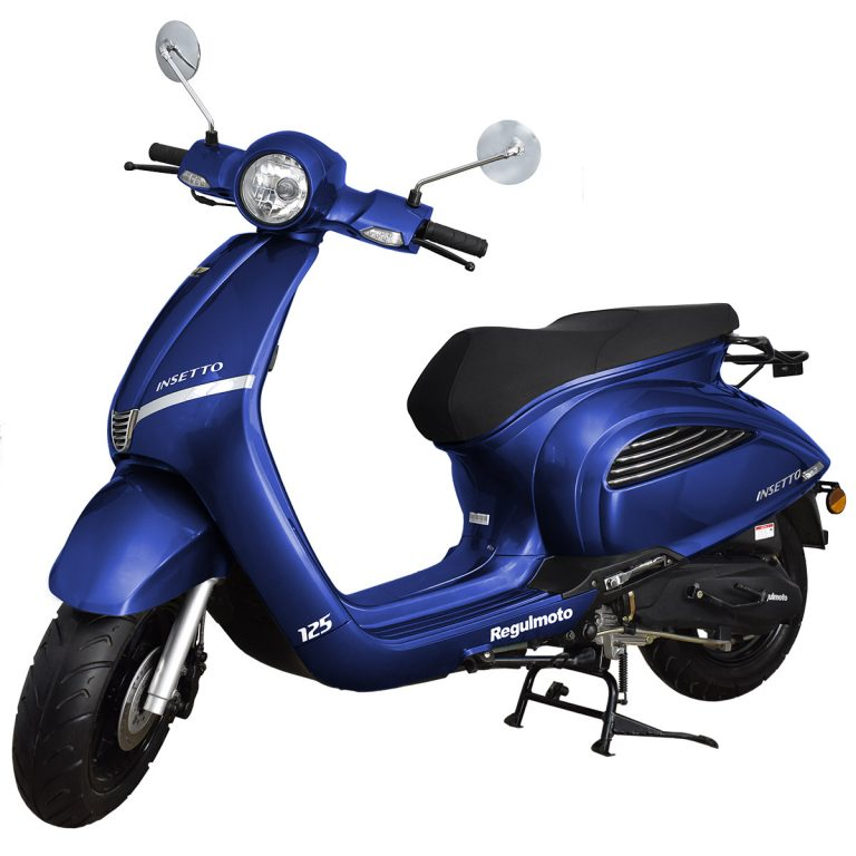 Скутер Regulmoto INSETTO 125 инжектор 02