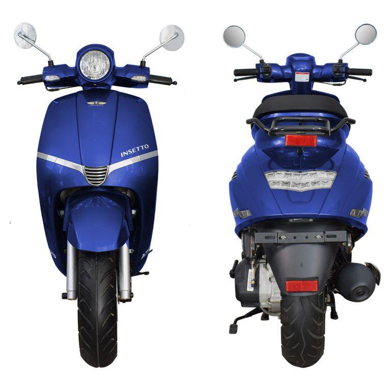 Скутер Regulmoto INSETTO 125 инжектор 03