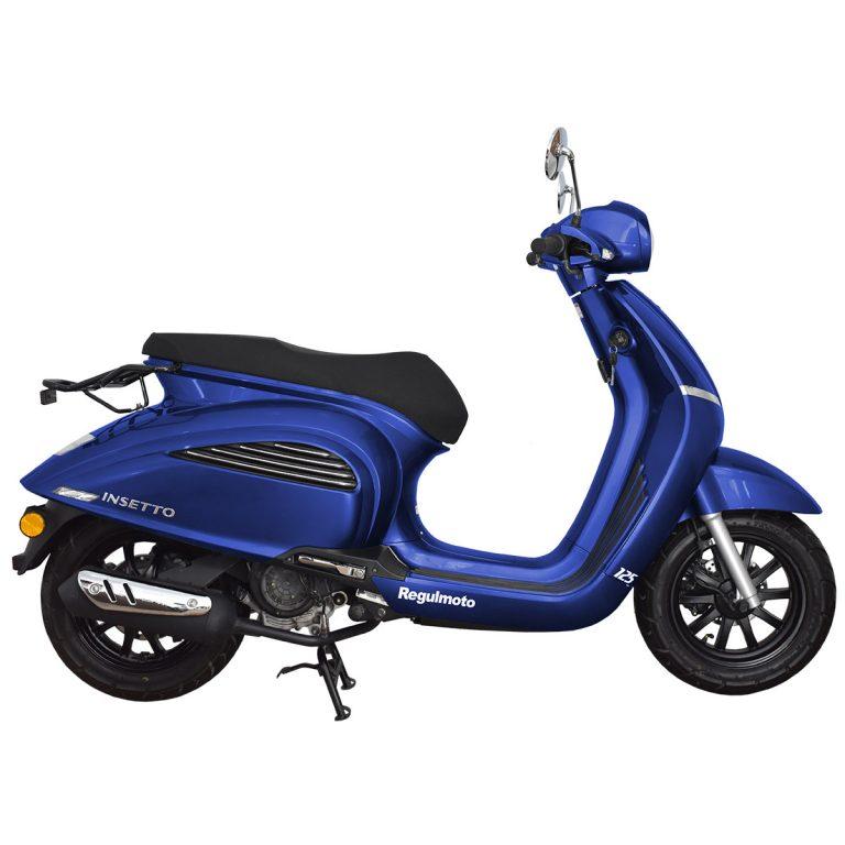 Скутер Regulmoto INSETTO 125 инжектор 04