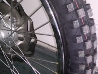 RC300-GY8A Enduro 300 переднее колесо и протектор