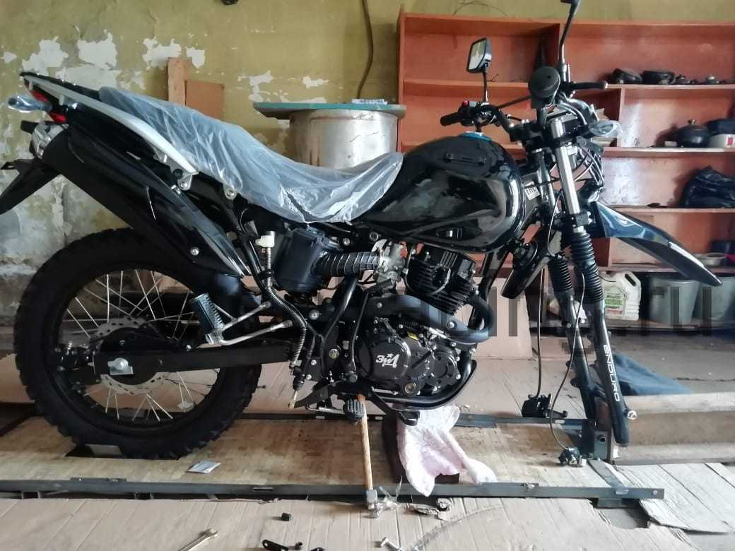 02 Мотоцикл ЗИД YX250 в Магадан