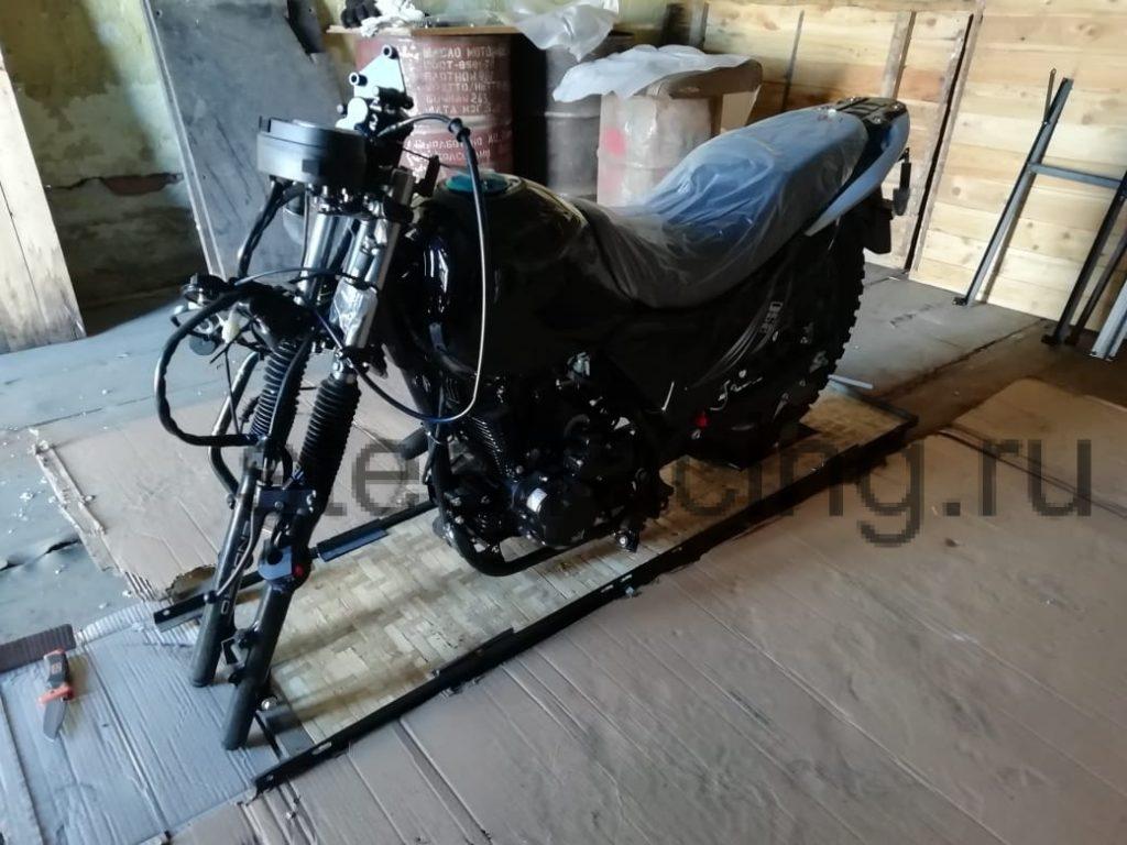 06 Мотоцикл ЗИД YX250 в Магадан