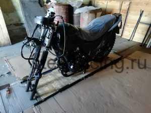 Мотоцикл ЗИД YX250 в Магадан