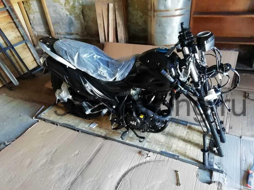 12 Мотоцикл ЗИД YX250 в Магадан