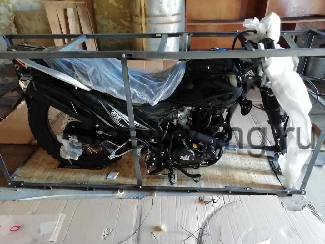 14 Мотоцикл ЗИД YX250 в Магадан