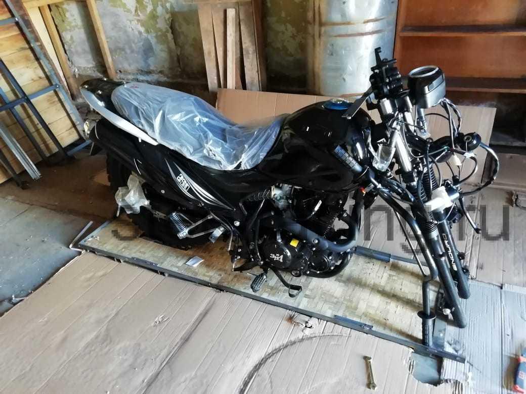 15 Мотоцикл ЗИД YX250 в Магадан