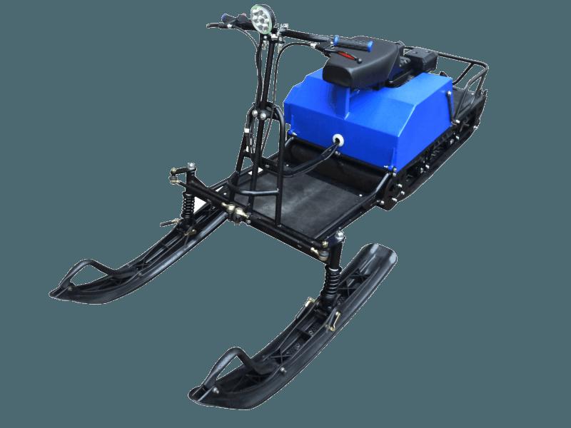 ЛИДЕР-СИГМА с лыжным модулем