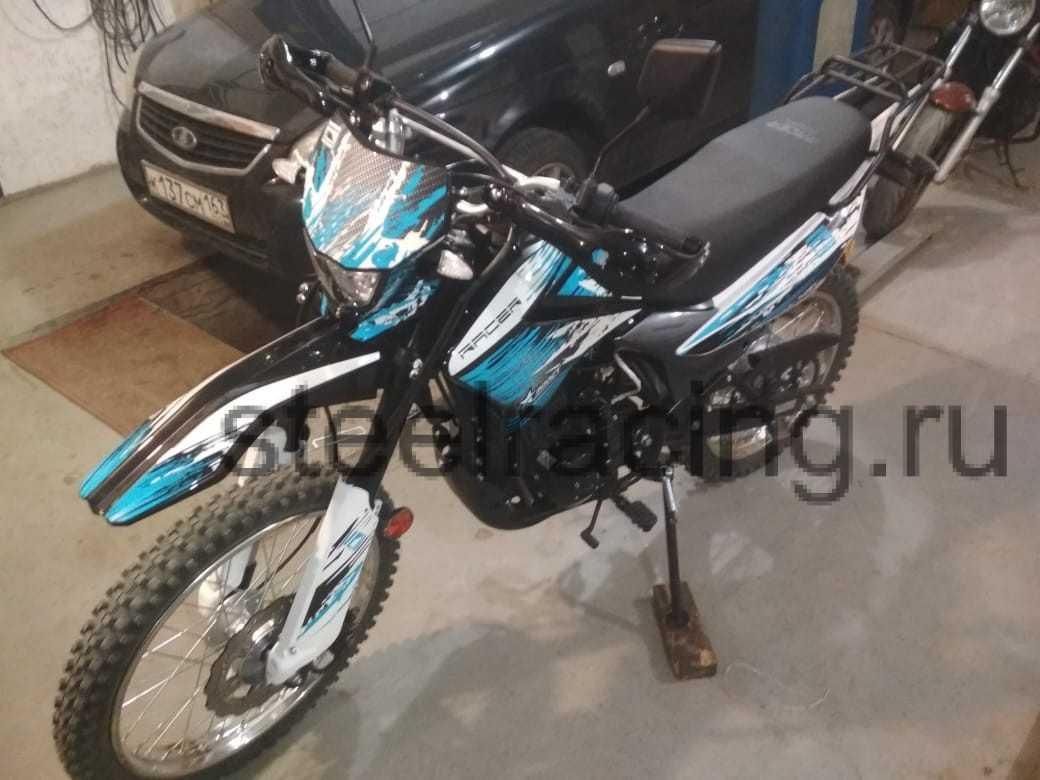 Мотоцикл Racer Panther RC300-GY8X 01