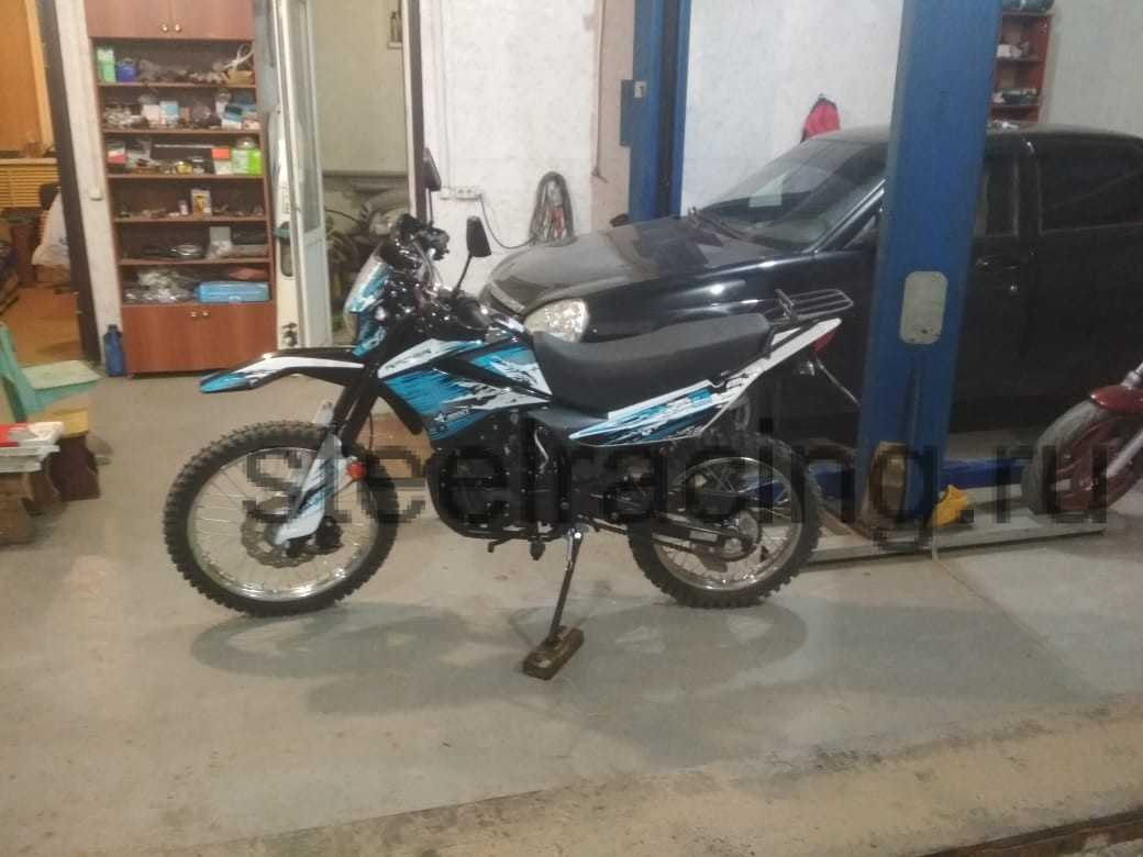 Мотоцикл Racer Panther RC300-GY8X в г.Камышин Волгоградской области