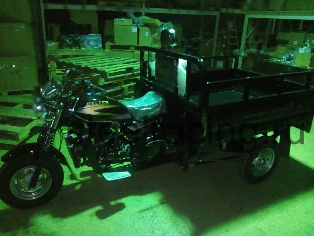трицикл ABM Helper 250 01