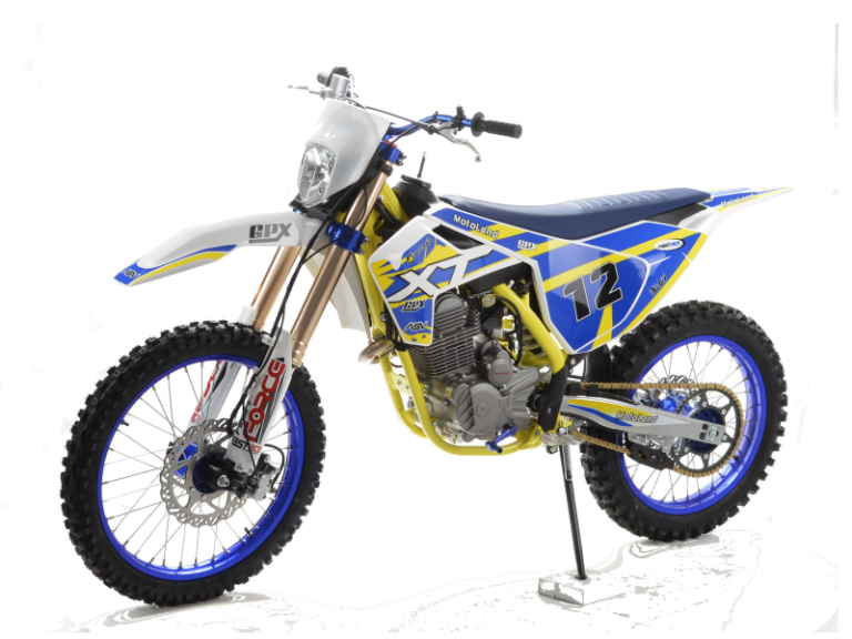 Мотоцикл Кросс XT250 FA 001