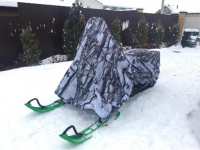 ЧХ для снегохода 400