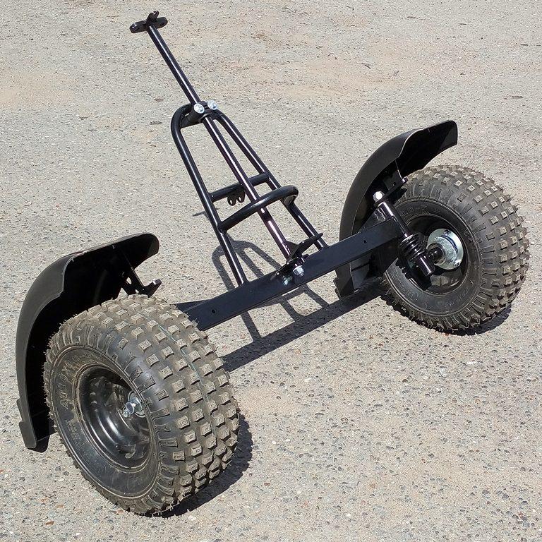 колесный модуль 01