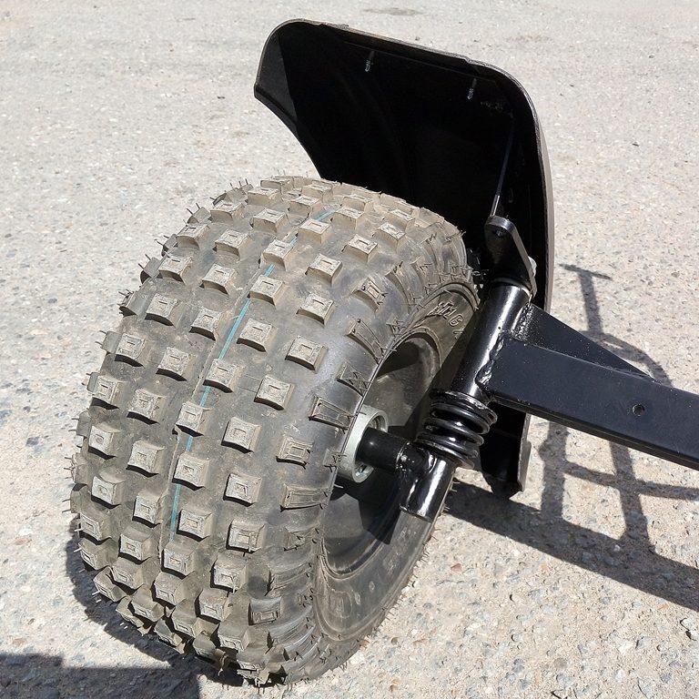 колесный модуль 04