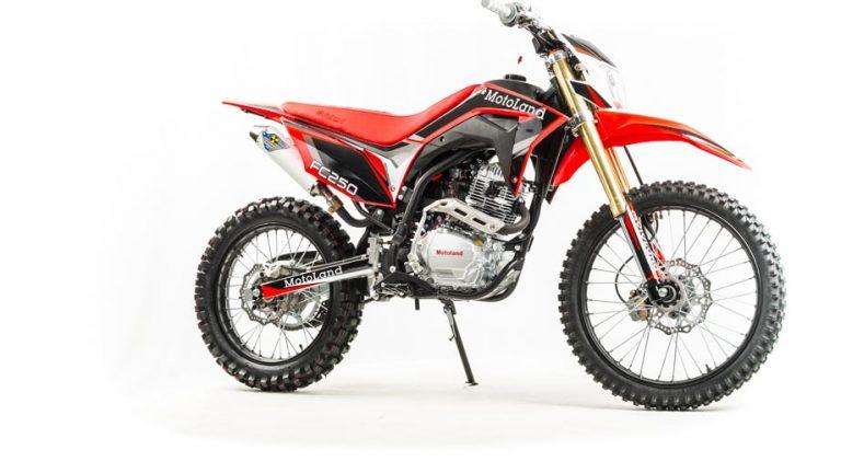 Мотоцикл FC250 04
