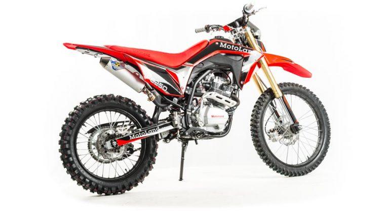 Мотоцикл FC250 05