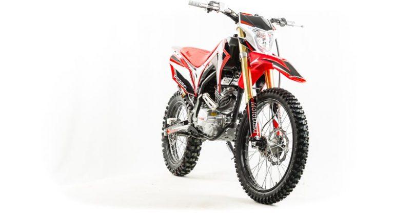 Мотоцикл FC250 07