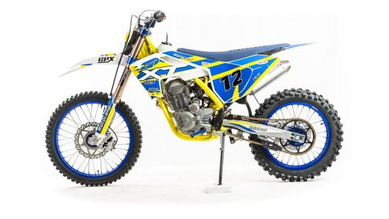 Мотоцикл XT250 ST 07