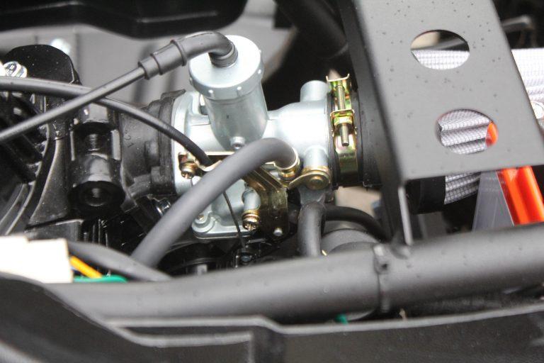 Карбюратор IRBIS ATV150 ATV250 новый 2020 -008