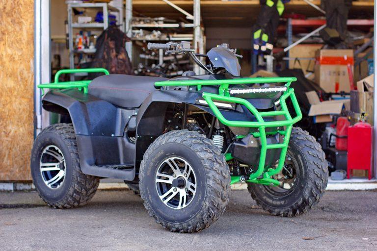 Квадроцикл IRBIS ATV 250U 05
