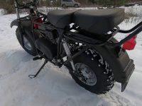 Мотоцикл внедорожный СКАУТ-4-1