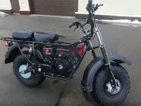 Мотоцикл внедорожный СКАУТ-4-3