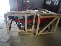 Грузовой трицикл 50-02 в г. Саратов