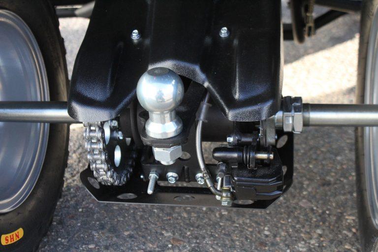 Цепь и ось трансмиссия IRBIS ATV150 ATV250 новый 2020 -003