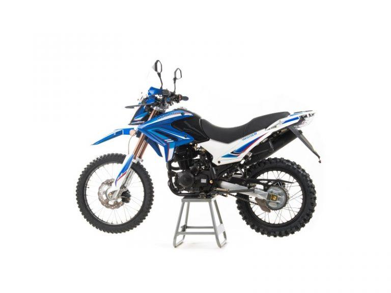 XR250 ENDURO 165 08