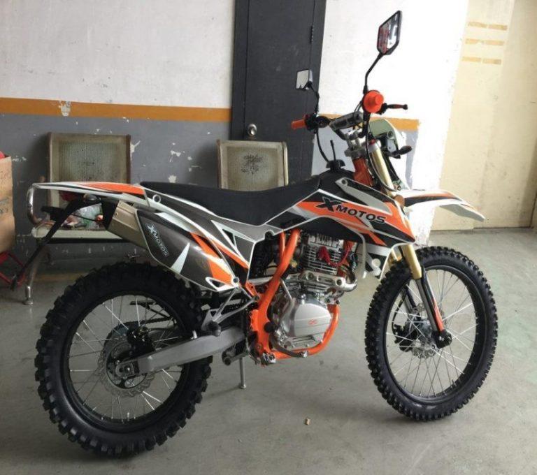 X-MOTOS CROSS 250 01