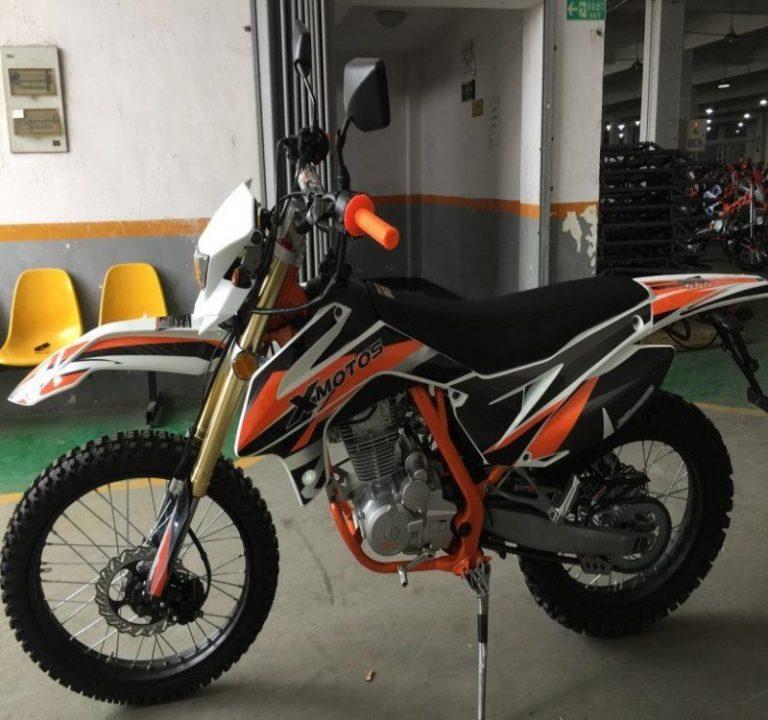 X-MOTOS CROSS 250 02