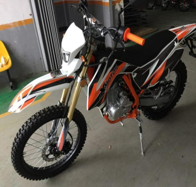 X-MOTOS CROSS 250 03