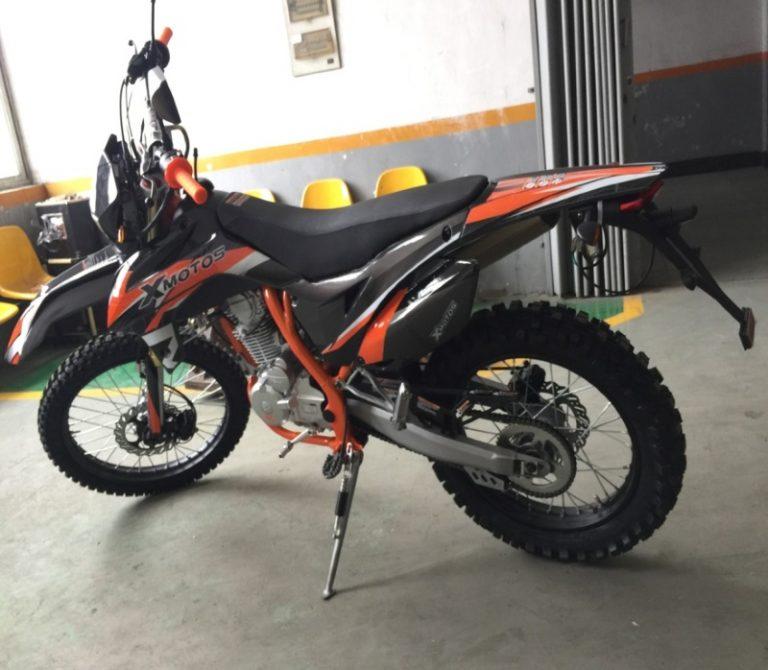 X-MOTOS CROSS 250 05