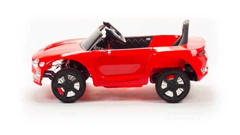 электромобиль C002 01