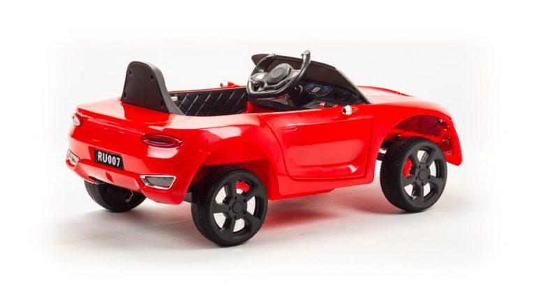 электромобиль C002 05