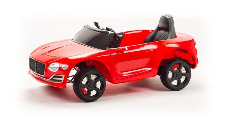 электромобиль C002 08