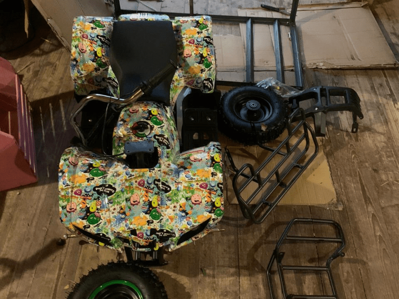 Квадроцикл детский Nitro 800