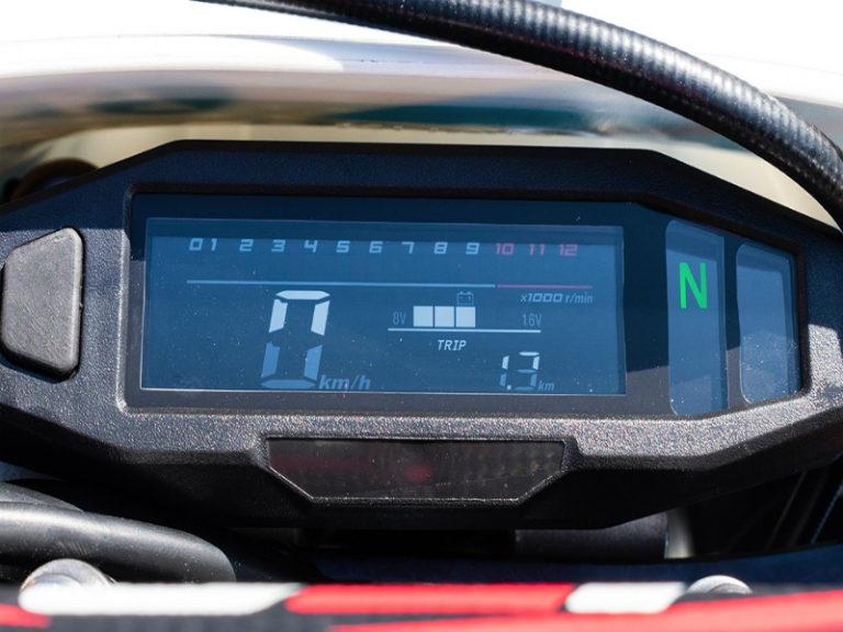 Мотоцикл Regulmoto AQUA ENDURO 2020г.-18