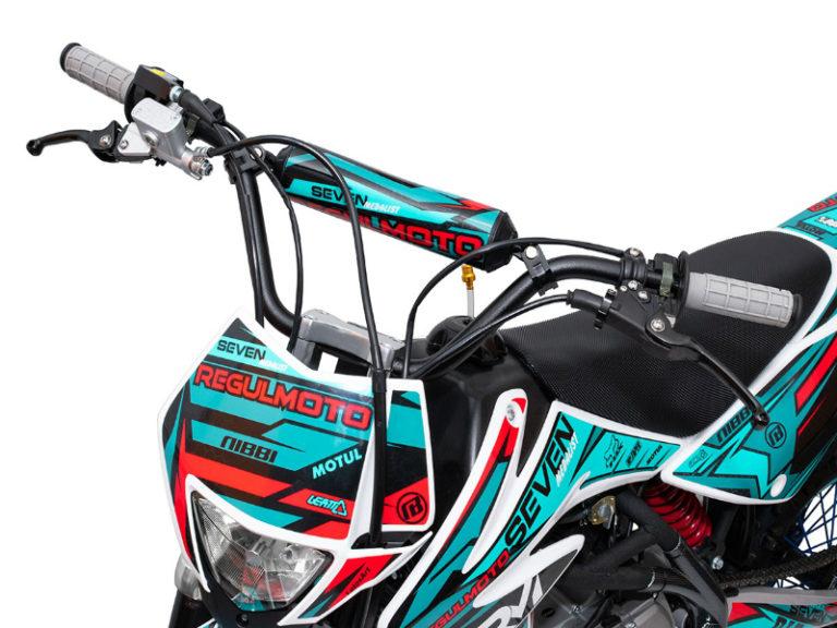 Regulmoto SEVEN MEDALIST 150E new 2020-03