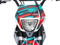 Regulmoto SEVEN MEDALIST 150E new 2020-04