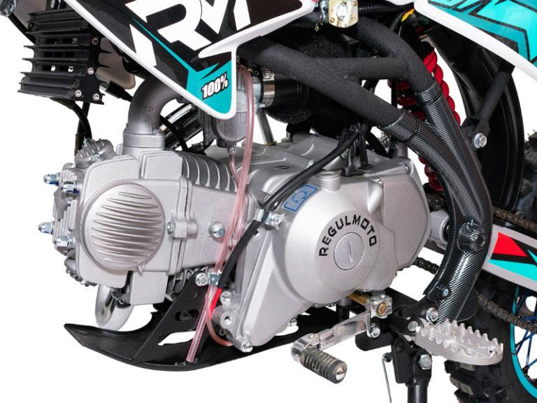 Regulmoto SEVEN MEDALIST 150E new 2020-13