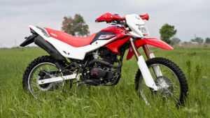 Новый Irbis TTR 250R 2021 фото