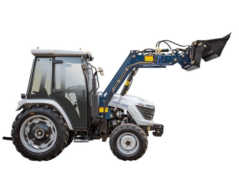 Трактор СКАУТ T-504С 06 фото