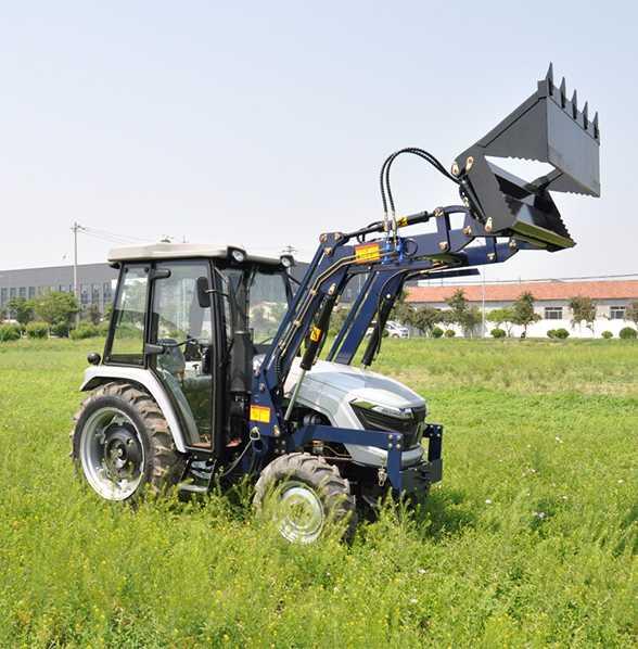 Трактор СКАУТ T-504С 11 фото