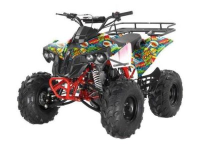 ATV Raptor Super LUX