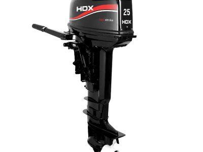 HDX 25 2-тактный 02