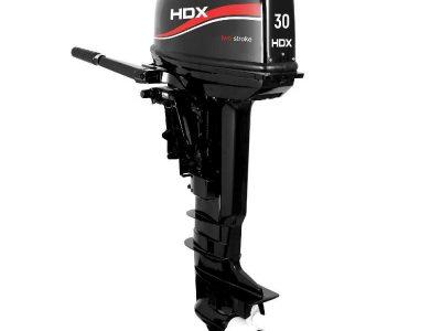 HDX 30 2-тактный 02
