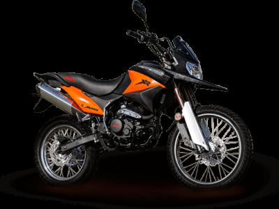 Irbis XR250R roadbike